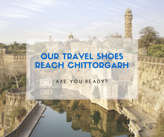 Our Travel shoes reach chittorgarh1